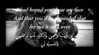 Download Adele - Someone Like You مترجمه للعربي Video