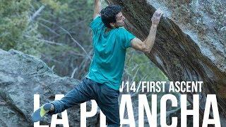 Download La Plancha V14/8B+ First Ascent - Paul Robinson (4K) Video