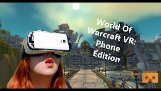 Download World of Warcraft VR: 360 Video Tour! Video