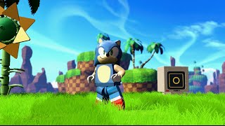 Download LEGO Dimensions - Sonic Debut Trailer Video