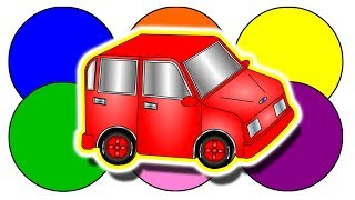 Download ″The Color Game″ - Learn Colors, Teach Colours, Kids English Learning, ESL, EFL, Kindergarten Lesson Video