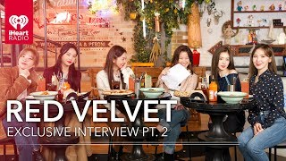Download Red Velvet Answers Fan Questions And More | Exclusive Interview Video