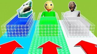 Download Minecraft : DO NOT CHOOSE THE WRONG POOL (Ps3/Xbox360/PS4/XboxOne/PE/MCPE) Video