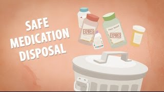 Download Safe Medication Disposal Video