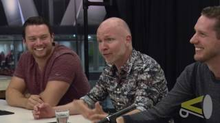 Download The Voice-Over Directing Masterclass Panel discussion teaser. Video
