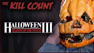 Download Halloween III: Season of the Witch (1982) KILL COUNT Video