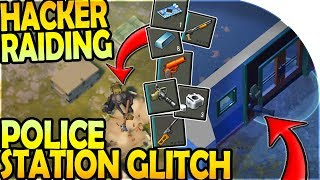 Download AMAZING HACKER RAID - *CLUTCH* POLICE STATION GLITCH - Last Day On Earth Survival Update 1.9.6 Video