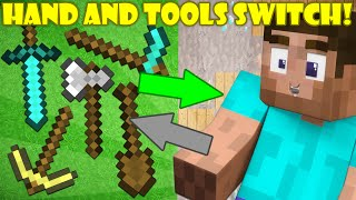Download If Your Hand and Tools Switched Places - Minecraft Video