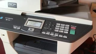 Download Impressora Multifuncional Brother Dcp 8085dn Video