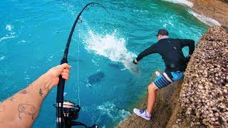 Download The Most Challenging Kind of Fishing?? Video