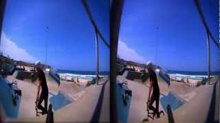 Download Bondi in 3D - GoPro 3D BMX Movie Video