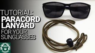 Download DIY Sunglass Paracord Strap (Sunglasses) Video