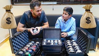 Download Dubai Billionaire Shopping for Worlds Most Expensive Watches !!! Video