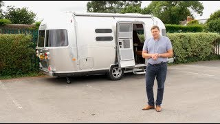 Download The Practical Caravan 2018 Airstream Missouri review Video