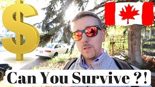 Download Can You Survive on Minimum Wage in Canada? Video