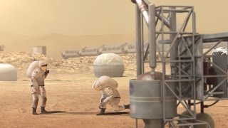 Download Humans to Mars Video