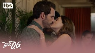 Download The Last OG: The Awkward Kiss [CLIP]   TBS Video