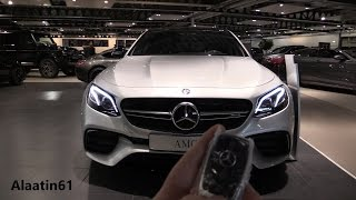 Download Mercedes-AMG E63 S 4Matic+ 2017 Start Up, In Depth Review Interior Exterior Video