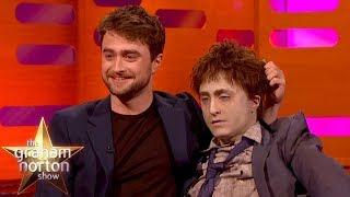 Download Daniel Radcliffe's Terrifying Dead Body Stunt Double | The Graham Norton Show Video