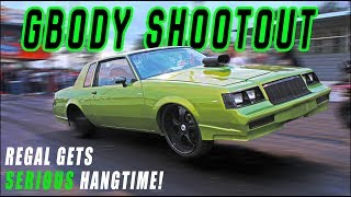 Download Regal pulls WHEELIES in BIG RIM GBODY SHOOTOUT - Money on the Line Car Show & Grudge Race Video