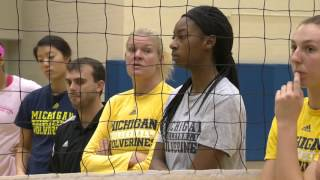 Download Day in the Life: Volleyball Video