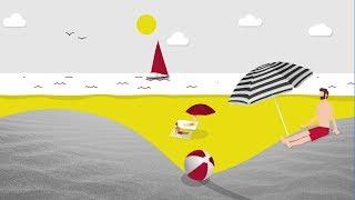 Download Doorbuffelen in een snikhete zomer ☀ Video