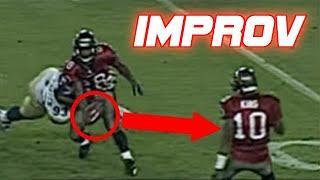 Download NFL Best ″Improvised″ Plays Video