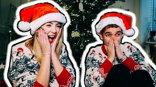 Download Reacting To Our Old Christmas Plays | Zoella Video