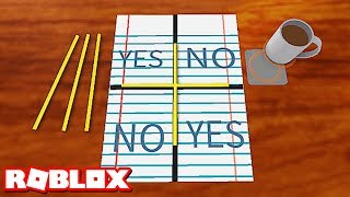 Download CHARLIE CHARLIE CHALLENGE IN ROBLOX Video