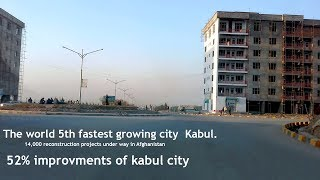 Download Kabul city improvements of 2018 Video
