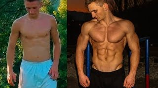 Download Insane 2 Years Street Workout Transformation ( Calisthenics ) Motivation Video