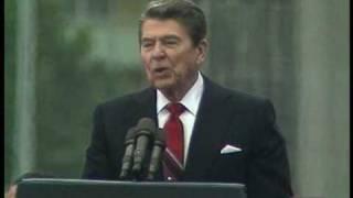 Download President Ronald Reagan ″Tear Down This Wall″ Speech at Berlin Wall Video