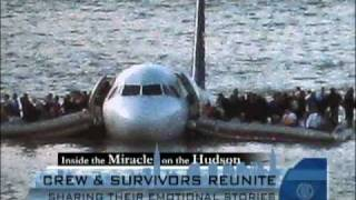 Download Sully Meets NY 1549 Survivors Video