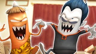 Download Funny Animated Cartoon | Spookiz | Destroying Toys | 스푸키즈 | Kids Cartoons | Videos for Kids Video