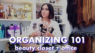 Download House Tour: ORGANIZING 101 | Beauty Closet, Pantry & Office | Jen Atkin Video