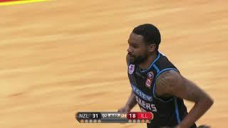 Download New Zealand Breakers vs. Illawarra Hawks - Game Highlights Video