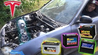 Download World's Cheapest Electric Car Conversion Video