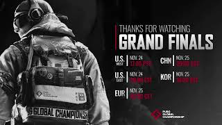 Download [ENG] PUBG Global Championship - Finals Day 1 Video
