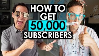 Download How To Get 50,000 Subscribers on YouTube — 5 YouTube Tips and Growth Strategies Video