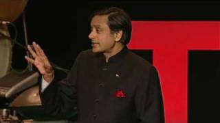 Download Why nations should pursue ″soft″ power   Shashi Tharoor Video