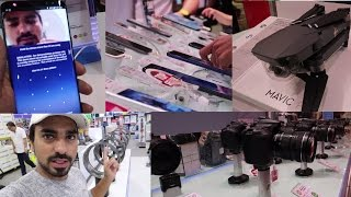 Download Dubai Electronics Market | Samsung S8 | Drone Mavic Pro | In Cheap Video
