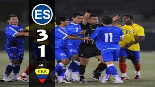 Download El Salvador [3] vs Ecuador [1] +RADIO : 5.27.2009 : Friendly/Amistoso Video