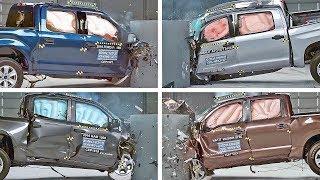 Download Crash Test 2019 Pickup Trucks – F150, Ram, Tundra, Titan... Video