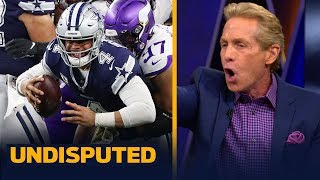 Download Skip Bayless reacts to the Dallas Cowboys' Week 10 loss to the Vikings | NFL | UNDISPUTED Video