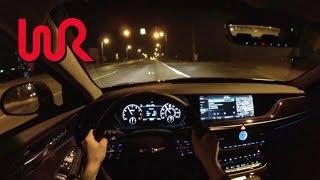Download 2017 Genesis G90 AWD 3.3T Premium - WR TV POV Night Drive Video