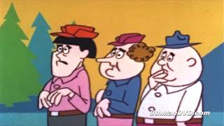 Download The BIGGEST NEW THREE STOOGES CARTOON COMPILATION: Larry, Moe and Curly [Cartoons for Children HD] Video
