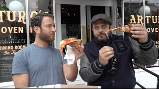 Download Barstool Pizza Review - Arturo's Pizza With Special Guest Adam Richman of Man Vs Food Video