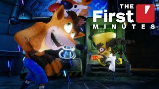 Download The First 15 Minutes of Crash Bandicoot (4K 60fps) Video