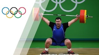 Download Rio Replay: Men's +105kg Weightlifting Final Video