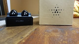 Download Unboxing: Syllable D900 Mini Truly Wireless Earbuds Video